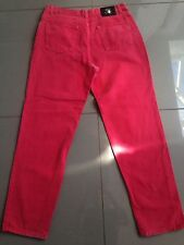Men's Salmon Pink Versace jeans size 36 waist 33 leg in good condition
