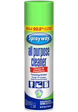 Sprayway All Purpose Cleaner Aerosol Spray
