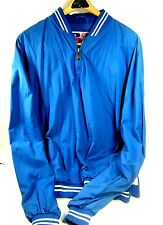 Blue Men's L Lightweight Russell Athletic Rain & Wind Jacket, 57 Chest, 36 arms