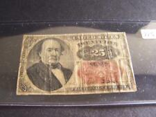 1874 Series 25c Fractional Currency. Fine-Very Fine. Lot 225