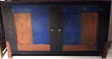 Schrank aus Teak 4 colours 100x37x60cm 5044 Bad, Flur, Wohnbereich, Gewerbe