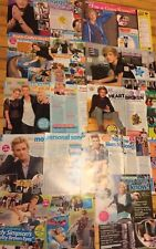 Cody Simpson, Lot of TEN Two Page Clippings