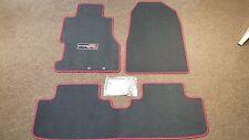 Genuine Honda Civic Type R EP3 LHD Carpet Mats Set 2001-2005 (Left Hand Drive)