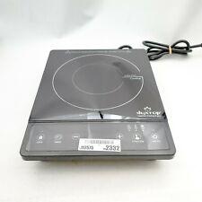 Duxtop Portable Induction Cooktop, Countertop Burner, 1800W 8500St E210C2