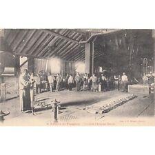 FIRMINY 3 aciérie fonderie d'acier au creuset écrite 1917