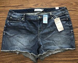 NWT Torrid Womens Jean Shorts Plus Size 20