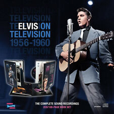 Elvis Presley : Elvis On Television 1956-1960: The Complete Sound Recordings CD