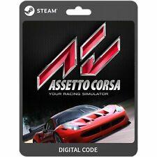 Assetto Corsa Steam Codice Download per Gioco Digitale CD Key PC