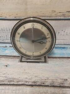 Superb 1930s art Deco Electric Clock Temco Mark V FOR RESTORATION NO POWER LEAD