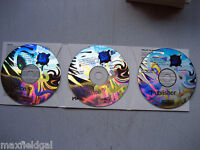 Used MS Office XP Pro 2002 w/Publisher 2002 Full oem Version 3 CDs w/dr for VERO
