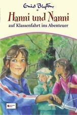 Hanni und Nanni 27. Abenteuer Klassenfahrt von Enid Blyton (2009, Gebundene Aus…