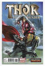 Thor God Of Thunder #7 Variant Fine/Very Fine