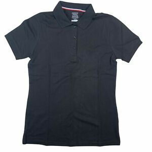 FRENCH TOAST Juniors XL (14/16) Black Polo, BRAND NEW