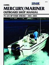 Clymer B712 Service & Repair Manual for 2001-03 Mercury / Mariner 75-225HP