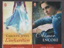 L'INDISCRETION -  AIMER ENCORE Carolyn Jewel roman livre Erotique