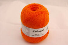 Soft Blend Merino lace weight yarn for Knitting Crocheting Scarf  Shawls-129