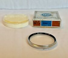 Vintage B+W  Bay 2 Bayonet Skylight Filter with Keeper, and Box