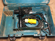 MAKITA HR2020 SDS PLUS HAMMER DRILL 110V FREE POST *SEE VIDEO*