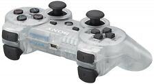 New PlayStation 3 Wireless controller DUALSHOCK 3 Crystal PS3 From Japan