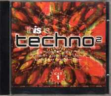 Compilation - This Is... Techno 2 [CD 1] - CD - 1997 - Techno Trance House