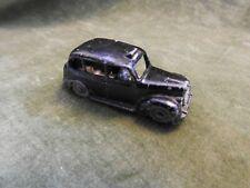 Matchbox Lesney 13 Black Austin Taxi Cab