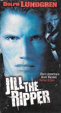 Jill the Ripper aka Jill Rips (VHS) Horror Dolph Lundgren