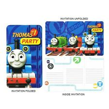 Thomas The Tank Engine & Friends Party Invitations (8)