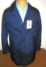 Baracuta Navy G10 Baratex Raincoat  NWT Size 40 USA Medium $655