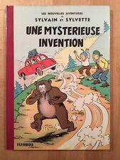 Sylvain et Sylvette - Une Mystérieuse Invention - Fleurus - 1965 - TBE/NEUF