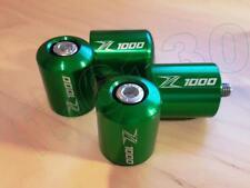 Z1000 und Z1000SX Lenkerenden **GRÜN**  Neu mit Z1000 Beschriftung