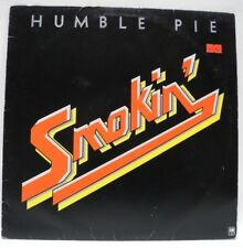 Humble Pie - Smokin' - Vinyl LP - 1972 Canada Release-Excellent Graded