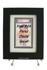 Custom Framed Display for your PSA/DNA Perez Steele Postcards