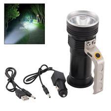 Mini linterna led CREE T6  3.6-4.2V Flashlight impermeable caza pesca Recargable