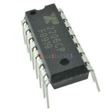 5pcs Exar Xr2206 Monolithic Function Generator Ic 16 Pin Dip Xr2206cp