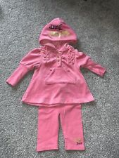 baby girl juicy couture Tracksuit 3-6 Months