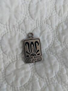 Danny's Mexico Sterling Silver Pendant