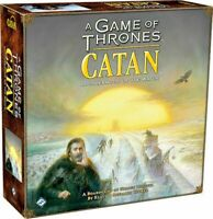 A Game Of Thrones - Settlers Of Catan: Brotherhood Of The Watch -=NEW=-