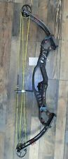 "HOYT Podium Compound X37 Bow - 28.5"" Draw Length - 60lb Draw Weight - Black"