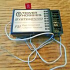 Used. Tower Hobbies System 3000 FM Duel Conversion Receiver. Crystal 20...