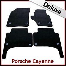 PORSCHE Cayenne 2003 2004 2005... 2009 su misura LUSSO 1300g AUTO MAT (ROUND clip)