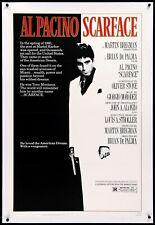 Al Pacino SCARFACE (1983) 35mm CRIME Brian De Palma trailer