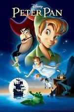 Disney Peter Pan DVD Movie