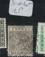 Cyprus SG 21 VFU (2ebr)