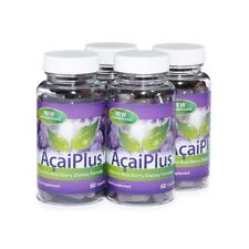 Acai Berry Plus Green Tea Weight Loss Pills 240 Capsules Evolution Slimming