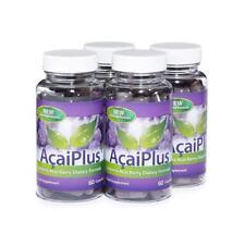 Acai BERRY PLUS Té Verde Pérdida de peso píldoras 240 cápsulas Evolution Slimming