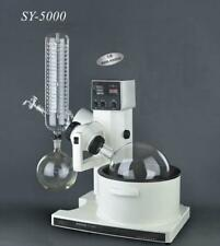 Evaporator 3-5L 0-200rpm, Digital display temp 0-180 Rotary, Lifting Automatic B