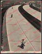 Munich Ramersdorf Rab Empire motorway BMW Motorcycle Racing Josef STELZER 1935