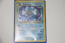 Poliwrath 1999 wizards 13/102 HOLO pokemon -CARD IS IN NICE CONDITION!-
