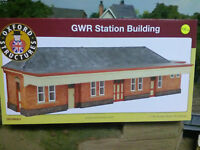 Oxford Rail GWR Station Building OS76R001 BNIB
