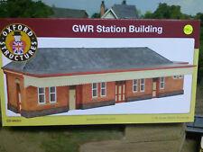 Oxford Rail GWR Station Building OS76R001 BNIB